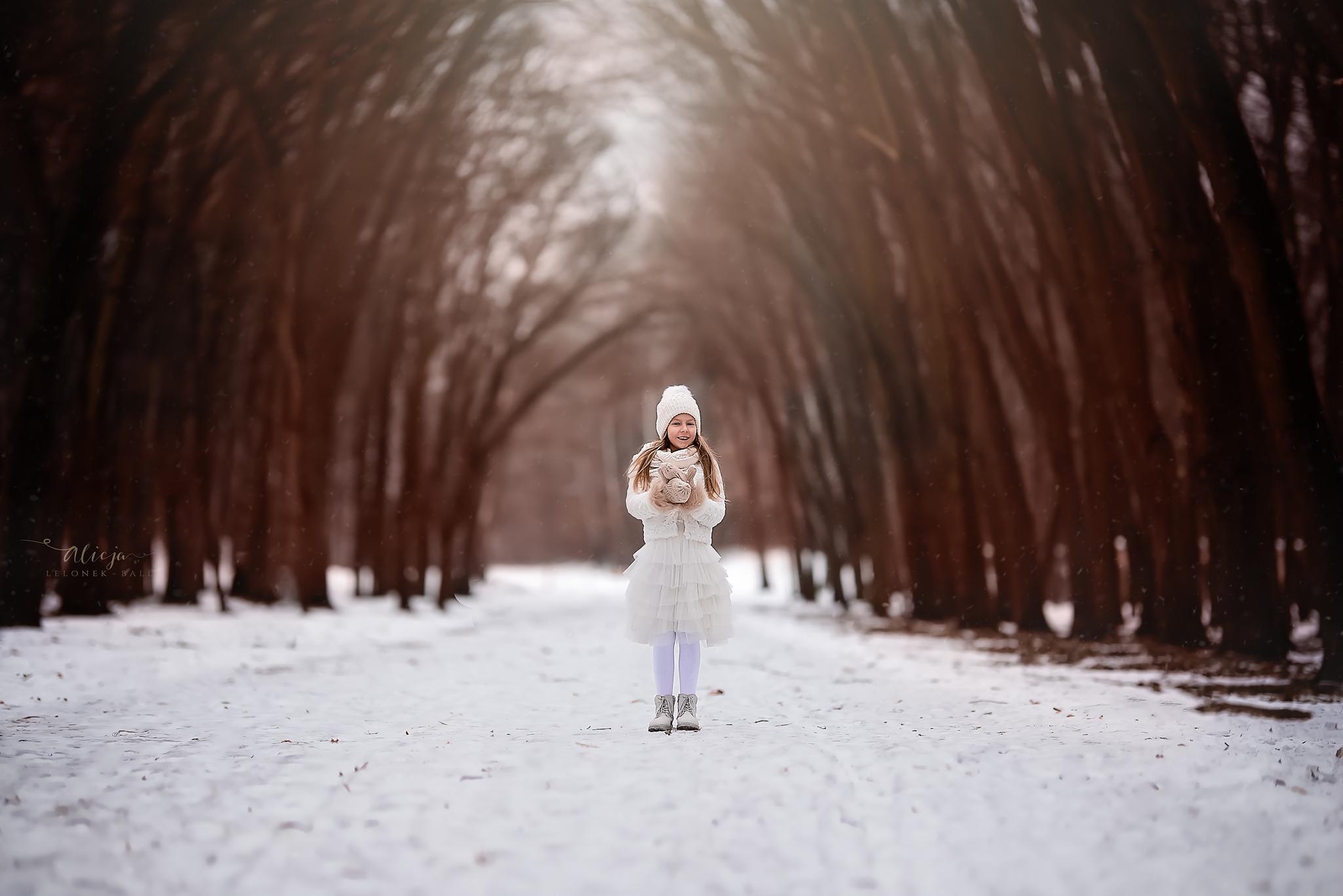 Oliwka – sesja zimowa
