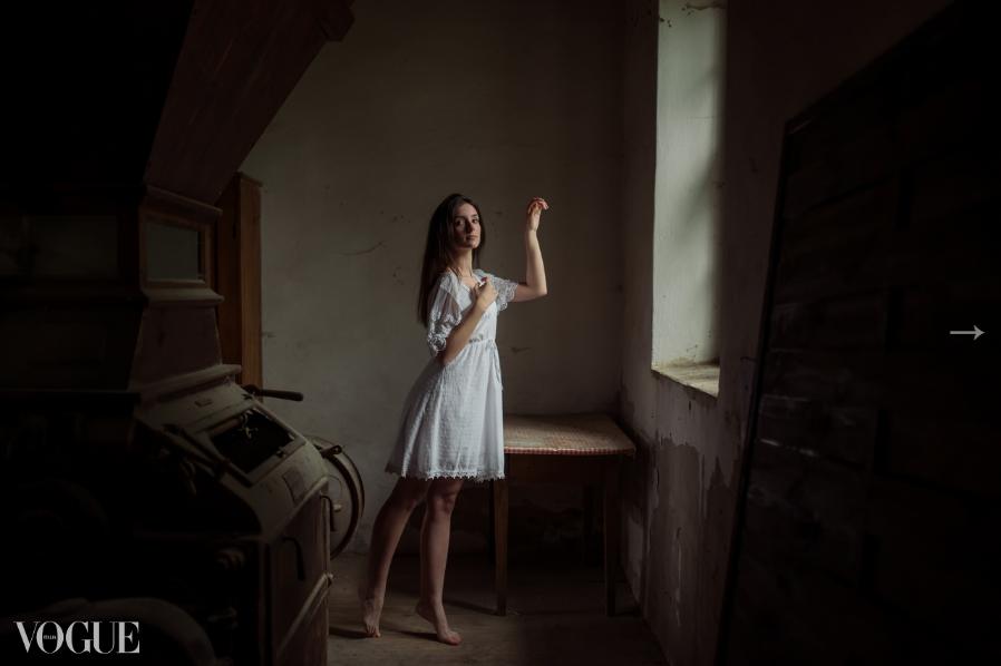Plener fotograficzny w starym młynie